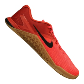 3162c9383 Red Sport Hommes Chaussures Nike - ButyModne.pl