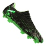 Chaussures de football Puma Future 19.1 Netfit Basse Fg / Ag M 105534 02 noir noir