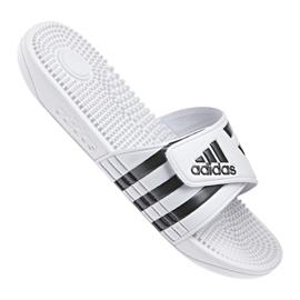 Blanc Adidas M F35573 pantoufles