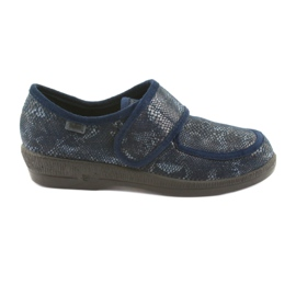 Marine Befado chaussures pour femmes pu 984D015