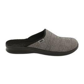 Gris Befado chaussures pour hommes pu 548M021