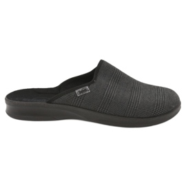 Gris Befado chaussures pour hommes pu 548M016