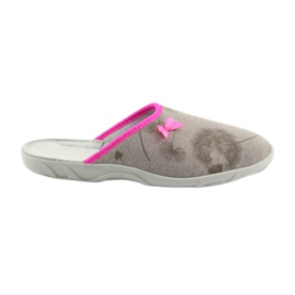 Chaussons Befado 235d162 Chaussons gris