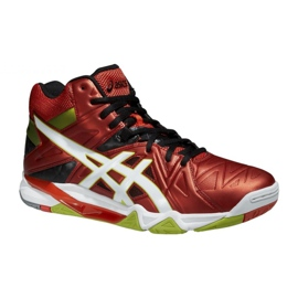 Chaussures de volleyball Asics Gel-Cyber Sensei 6 Mt M B503Y-2101