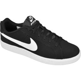 Nike Sportswear Chaussures Primo Court Royale Nubuck M 819801-011 noir