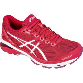 Rose Chaussures de running Asics GT-1000 5 W T6A8N-2101