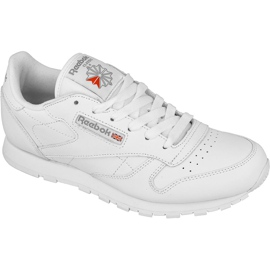 Reebok Classic Leather Jr 50151 chaussures blanc
