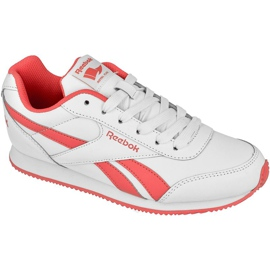 Chaussures Reebok Royal Classic Jogger 2 Jr. V70489 blanc
