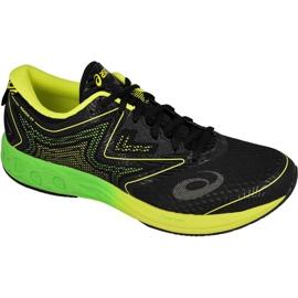 Noir Chaussures de running Asics Noosa Ff M T722N-9085