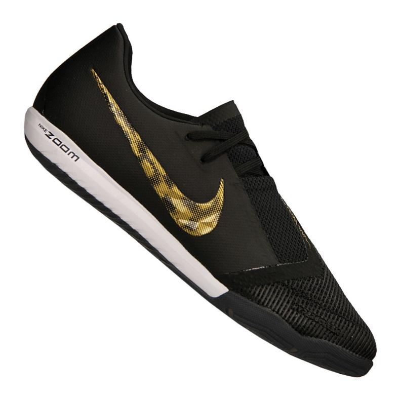 Chaussures d'intérieur Nike Zoom Phantom Vnm Pro Ic M BQ7496-077 noir noir