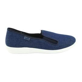 Bleu Befado chaussure de jeunesse pvc 401Q018