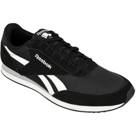 Noir Chaussures Reebok Royal Classic Jogger 2 M V70710