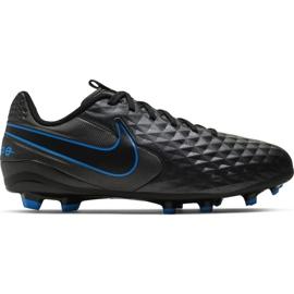 Chaussures de football Nike Tiempo Legend 8 Academy FG / MG Jr AT5732 004