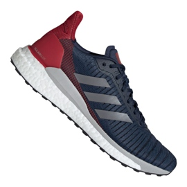 Multicolore Chaussures de running adidas Solar Glide 19 M G28063