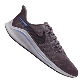 Gris Chaussures de running Nike Air Zoom Vomero 14 M AH7857-005