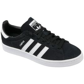 Adidas Originals Campus Jr BY9580 chaussures noir