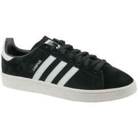Adidas Originals Campus M BZ0084 chaussures noir