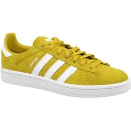 Adidas Originals Campus M CM8444 chaussures jaune