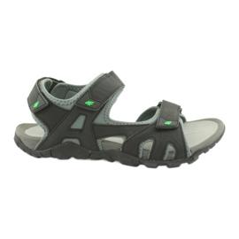 Sandales 4F M H4L19-SAM003 20S noir