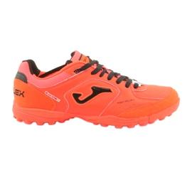 Chaussures de football Joma Top Flex 807 Tf M TOPS.807.TF orange