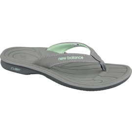 Gris Tongs New Balance M W6091GR