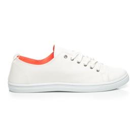 Balada blanc Sneakers élégantes pour femmes