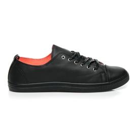 Balada noir Sneakers élégantes pour femmes