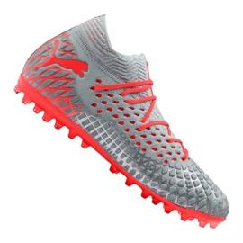 Chaussures de football Puma Future 4.1 Netfit Mg M 105678-01
