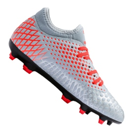 Chaussures de football Puma Future 4.4 Fg / Ag Jr 105696-01