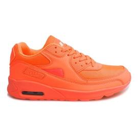 Chaussures de sport D1-16 Orange