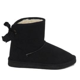 Esquimau noir réchauffé 99-2
