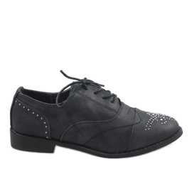 Chaussures noires Jazzówie Coupe 138-P