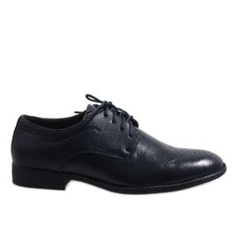 Marine Chaussures élégantes bleu foncé D181502B
