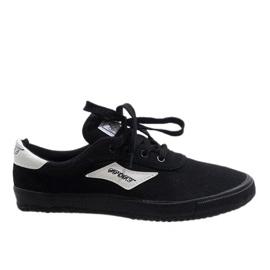 Sneakers hommes noirs HW01