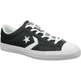 Noir Converse Star Player Ox 159780C chaussures