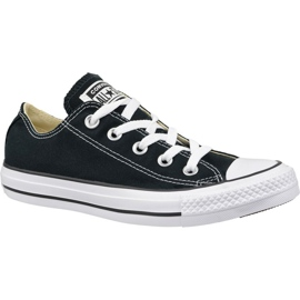 Chaussures Converse C. Taylor All Star Ox Noir M9166C
