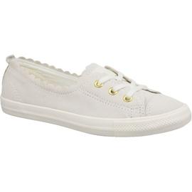 Chaussures Converse Chuck Taylor All Star Ballet 563482C brun