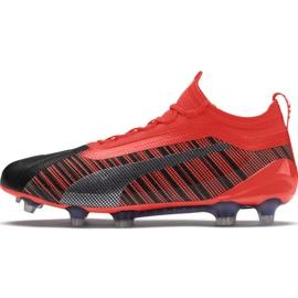 Chaussures de football Puma One 5.1 Fg Ag M 105578 01