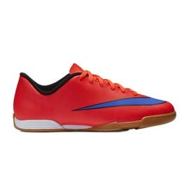 Chaussures de football Nike Mercurial Vortex Ii Ic Jr 651643-650