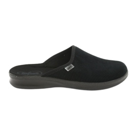 Noir Befado chaussures pour hommes pu 548M020