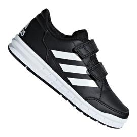 Noir Adidas AltaSport Cf Jr D96829 chaussures