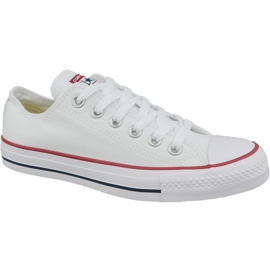 Blanc Chaussures Converse Chuck Taylor All Star M7652C