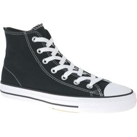 Noir Chaussures Converse Chuck Taylor All Star Pro 159575C