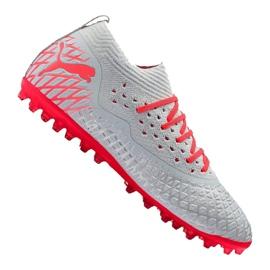 Chaussures de football Puma Future 4.2 Netfit Mg M 105681-01