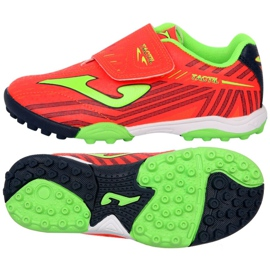 Chaussures de football Joma Tactil 907 Tf Jr TACW.907.TF rouge rouge