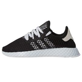 Noir Adidas Originals Deerupt Runner chaussures W EE5778