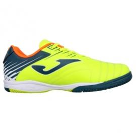 Chaussures d'intérieur Joma Toledo 911 In Jr. TOLJW.911.IN jaune jaune