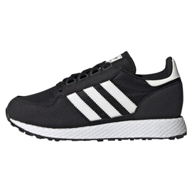 Noir Chaussures Adidas Originals Forest Grove Jr EE6557