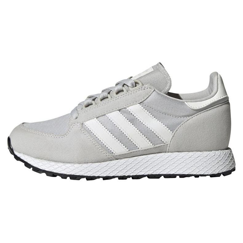 Chaussures Adidas Originals Forest Grove Jr EE6565 gris