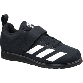 Noir Adidas Powerlift 4 W BC0343 chaussures